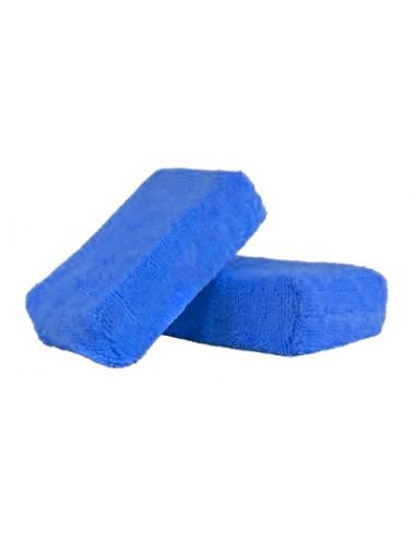 Chemical Guys Workhorse Applicator Blauw