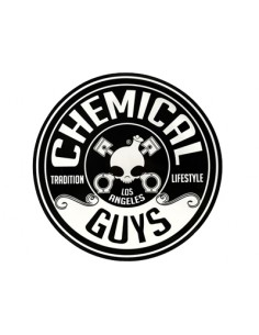 Chemical Guys Logo Sticker...
