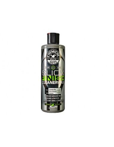 Chemical Guys Slick Finish Cleaner Wax