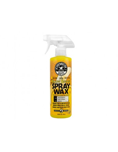 Chemical Guys Blazin Banana Spraywax